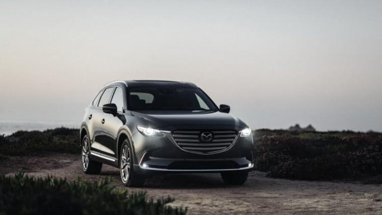 Mazda презентовала рестайлинговый кроссовер CX-9 2