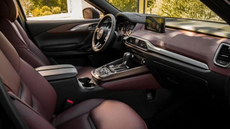 Mazda презентовала рестайлинговый кроссовер CX-9 1