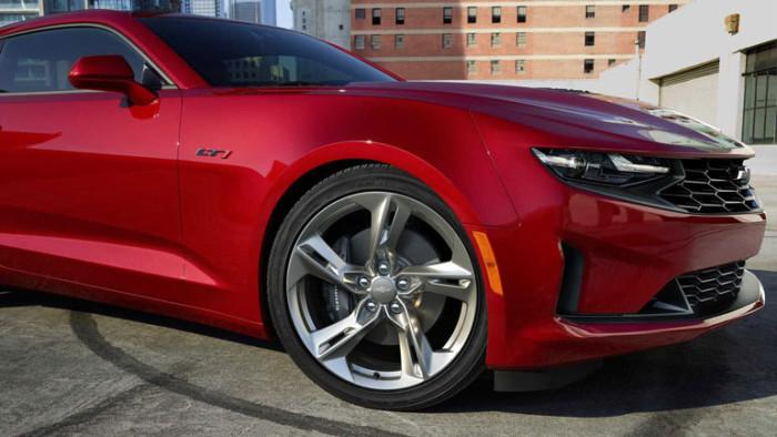Chevrolet прекратила продажи модели Camaro 1