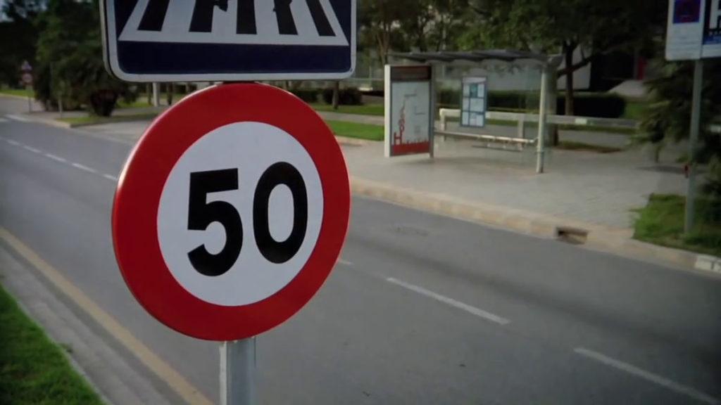 В Киеве ограничат скорость на дорогах 1
