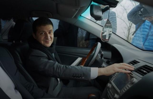 Какие автомобили предпочитает украинский Президент 1