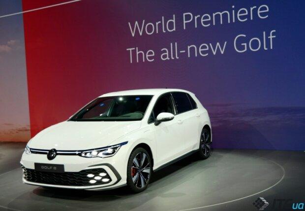 Новый Volkswagen Golf наконец-то дебютировал 1