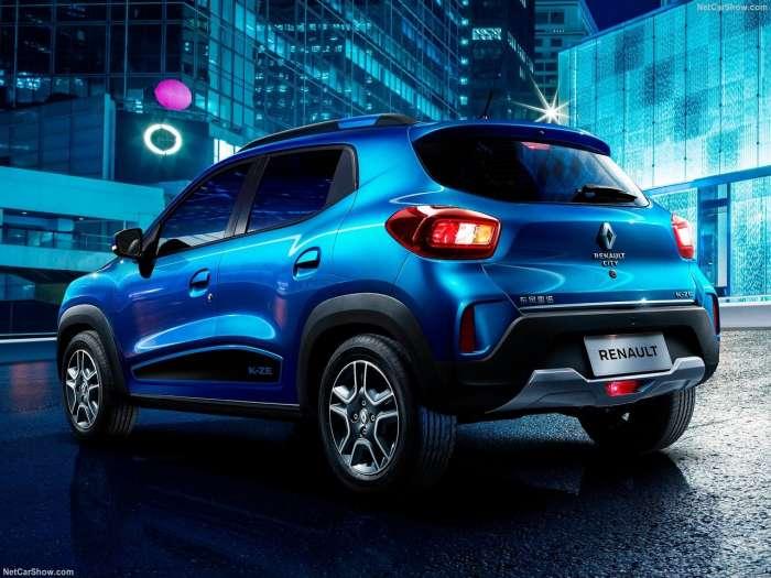 Компания Renault выводит на европейский рынок дешевый электромобиль 1