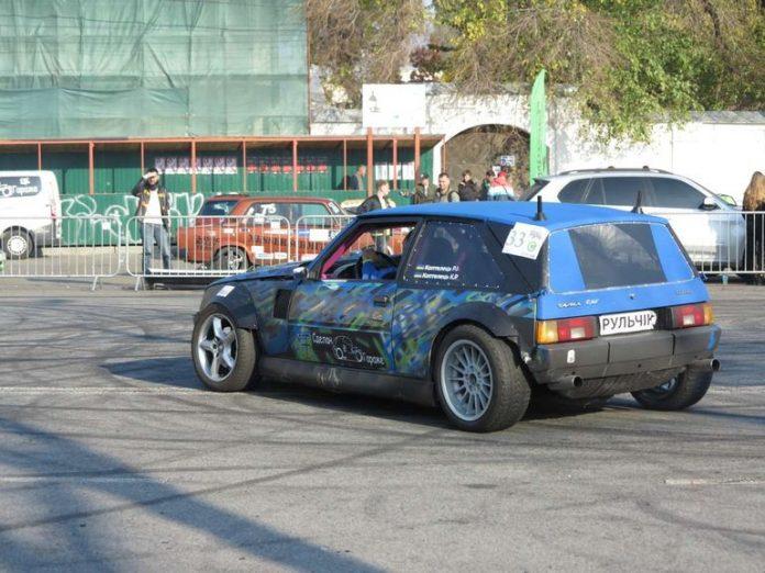 В Сети показали «Таврию» с начинкой от BMW 2