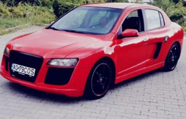 На продажу выставили странную «евробляху»: помесь Opel и Audi 1