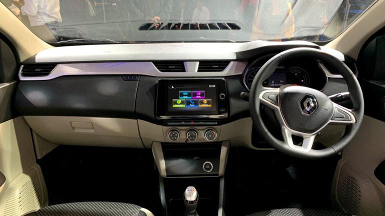 Renault запустила производство нового Triber 2