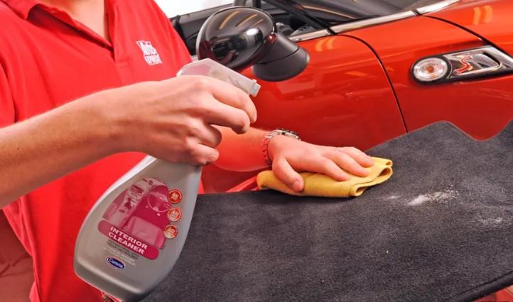 Как и чем мыть автомобильные коврики 3