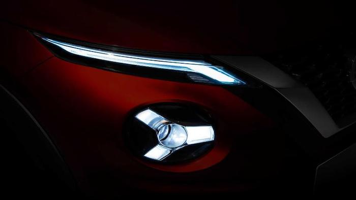 Опубликован тизер нового поколения Nissan Juke 1