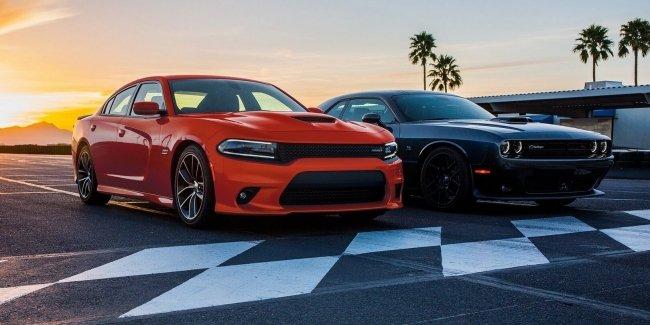 Dodge видит электрическое будущее для своих спортивных автомобилей 1