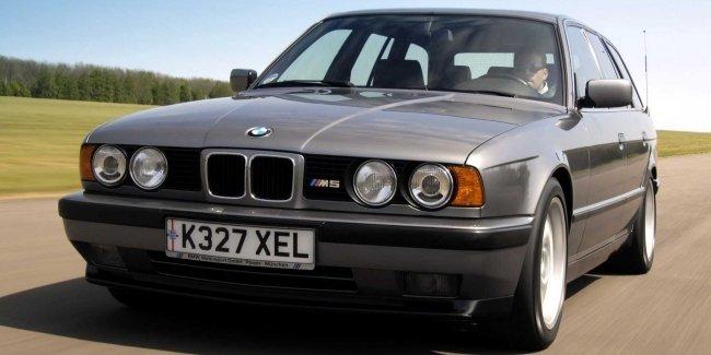 Редчайший универсал BMW M5 с мотором McLaren, о котором никто не знал 1