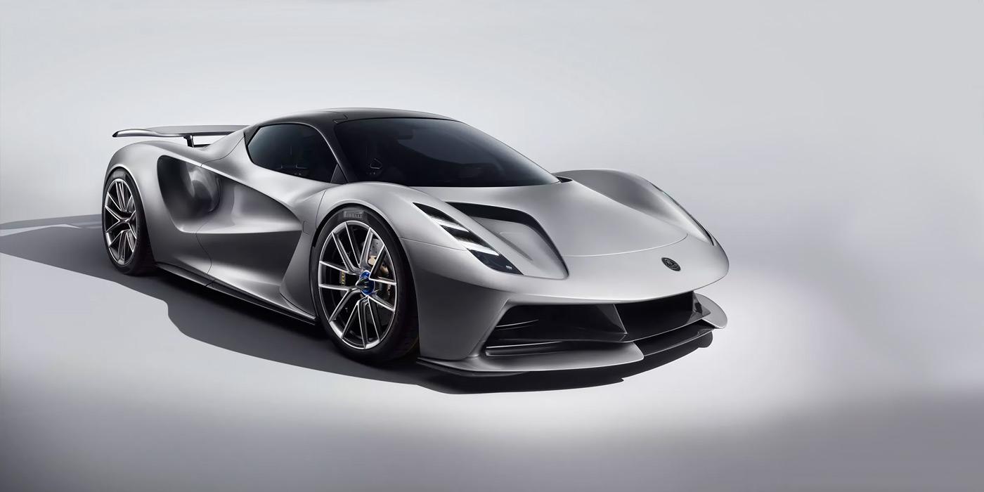 Lotus представил гиперкар мощностью 2 тысячи лошадиных сил 2