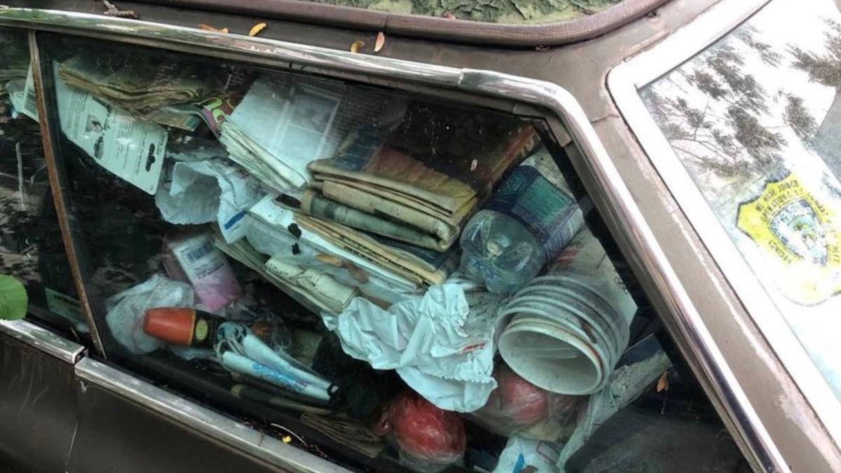 Брошенный в Нью-Йорке Cadillac эвакуировали спустя 25 лет 1