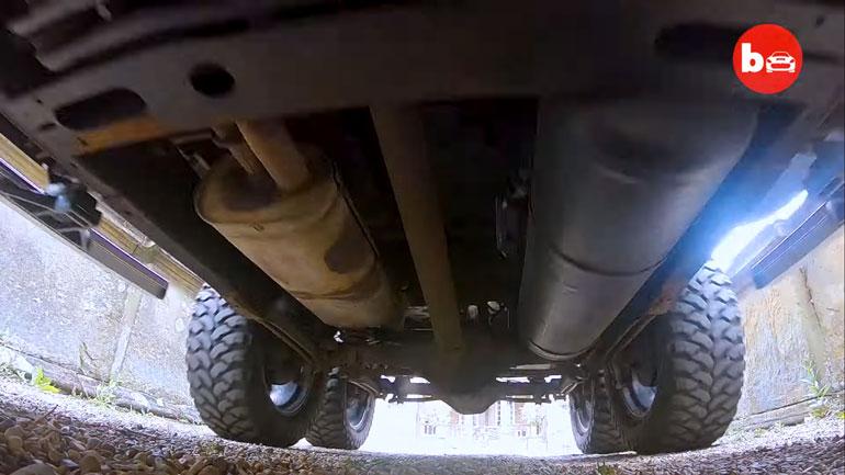 Показали шестиколёсного монстра на базе Hummer H2 1