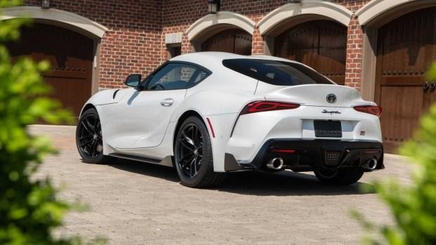 Новое поколение Toyota Supra может получить мотор от BMW M3 1