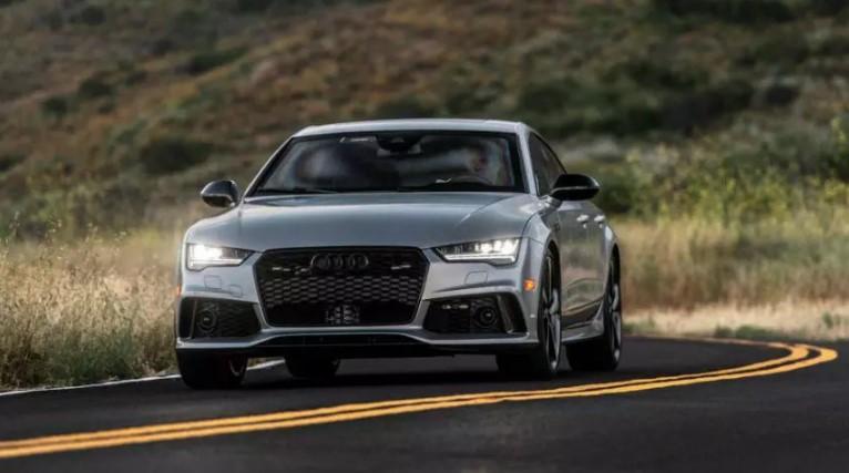 Audi RS7 стал самым быстрым бронемобилем 1