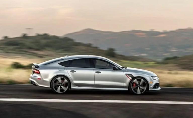 Audi RS7 стал самым быстрым бронемобилем 2