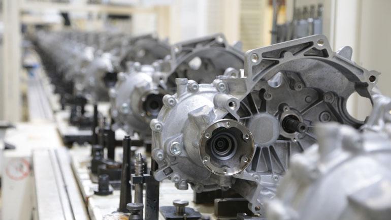 Volkswagen представил механическую КПП последнего поколения 2