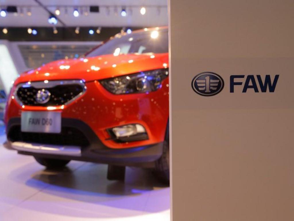 Китайский бренд FAW вернется в Украину 1