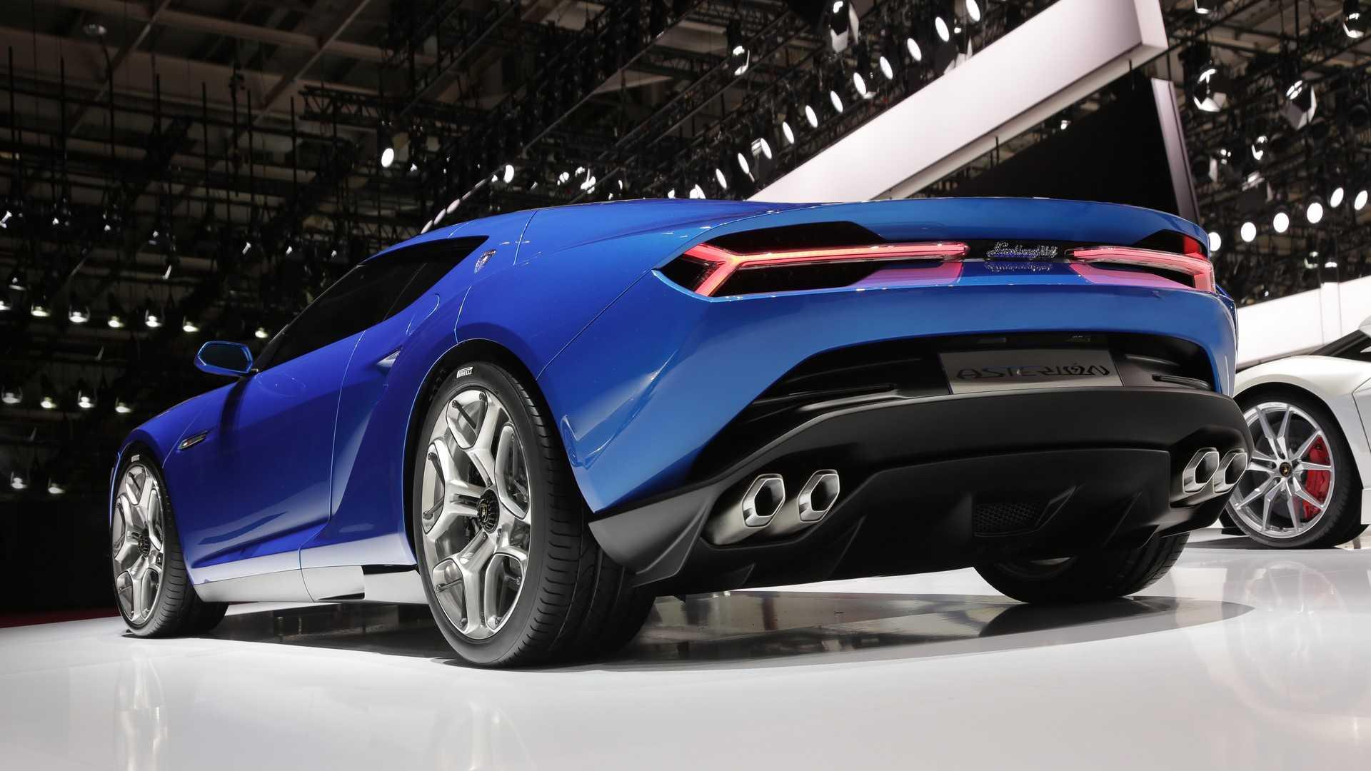 Lamborghini Asterion: делали гибрид, получили гиперкар 2