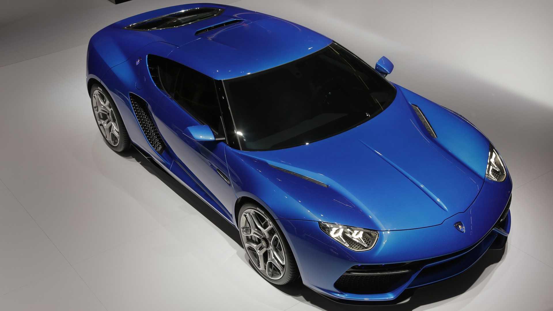 Lamborghini Asterion: делали гибрид, получили гиперкар 1