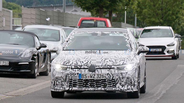 Новый Volkswagen Golf получит версию GTI 1