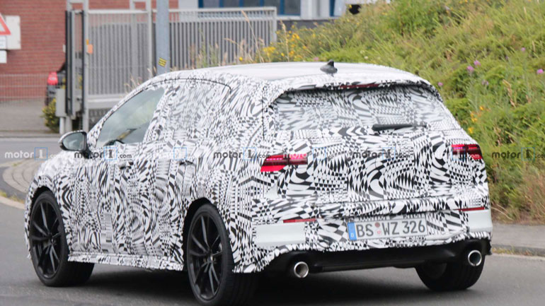Новый Volkswagen Golf получит версию GTI 2
