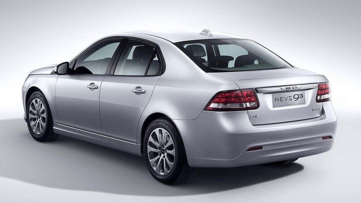 Старые Saab 9-3 начали выпускать в Китае 2