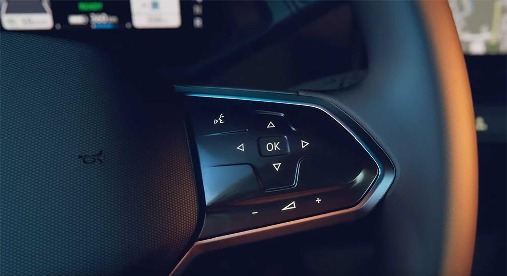 Раскрыт интерьер электрического хэтчбека Volkswagen ID.3 2