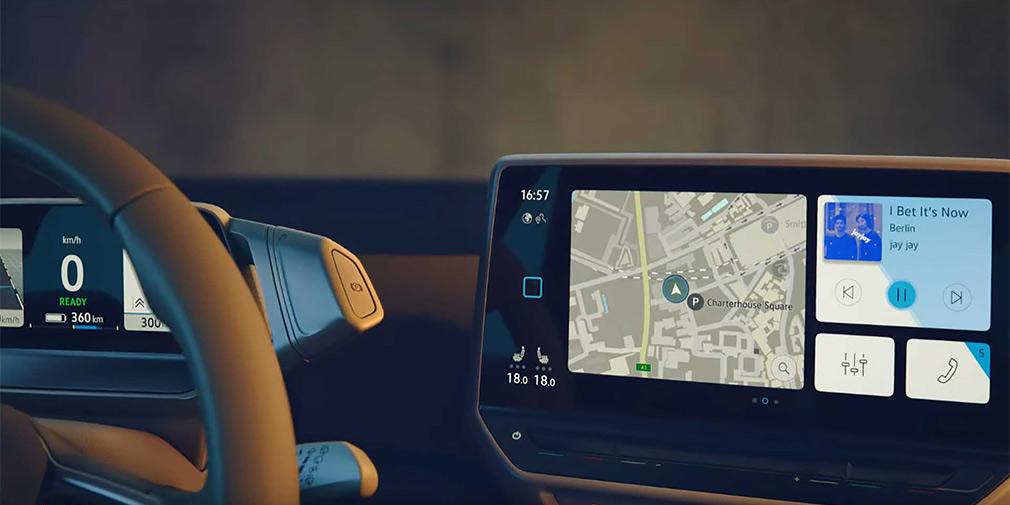 Раскрыт интерьер электрического хэтчбека Volkswagen ID.3 1