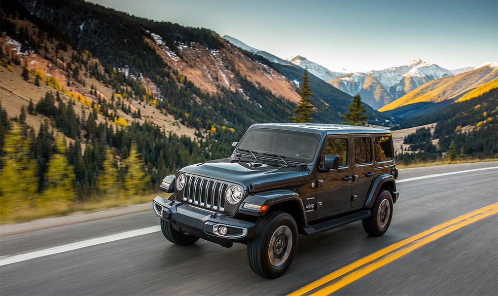 Jeep Wrangler получит гибридные «четверки» и «шестерки» 1