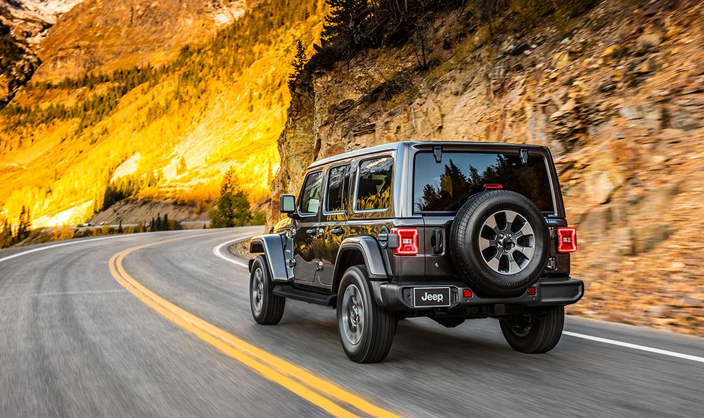 Jeep Wrangler получит гибридные «четверки» и «шестерки» 2