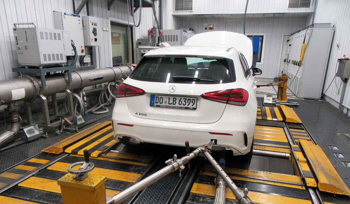 Испытания Green NCAP: реабилитация дизеля? 1