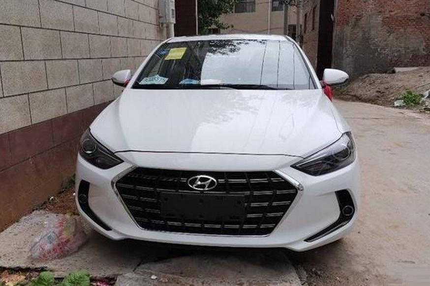 Hyundai Elantra получит новый мотор 1