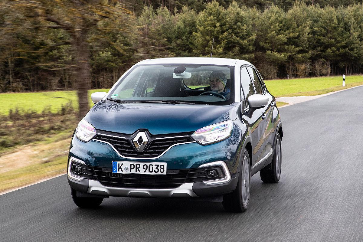 Непринужденность до предела: тест-драйв Renault Captur 1