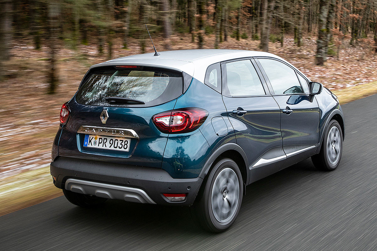 Непринужденность до предела: тест-драйв Renault Captur 4