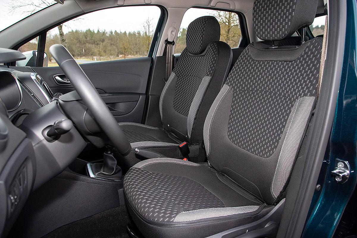 Непринужденность до предела: тест-драйв Renault Captur 2