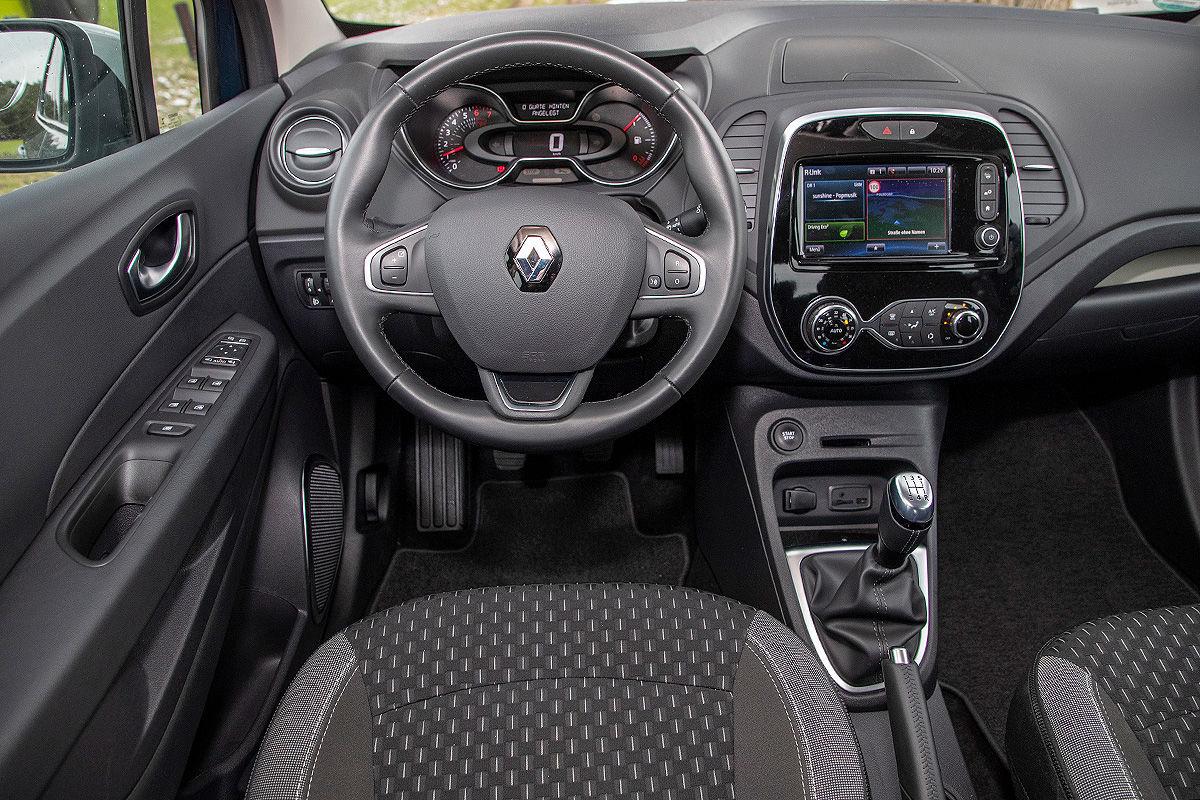 Непринужденность до предела: тест-драйв Renault Captur 3