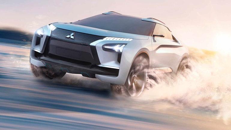 Lexus представит концепт EV 1