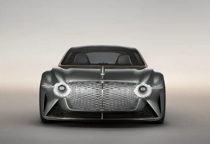 Bentley представил автомобиль 2035 года 1