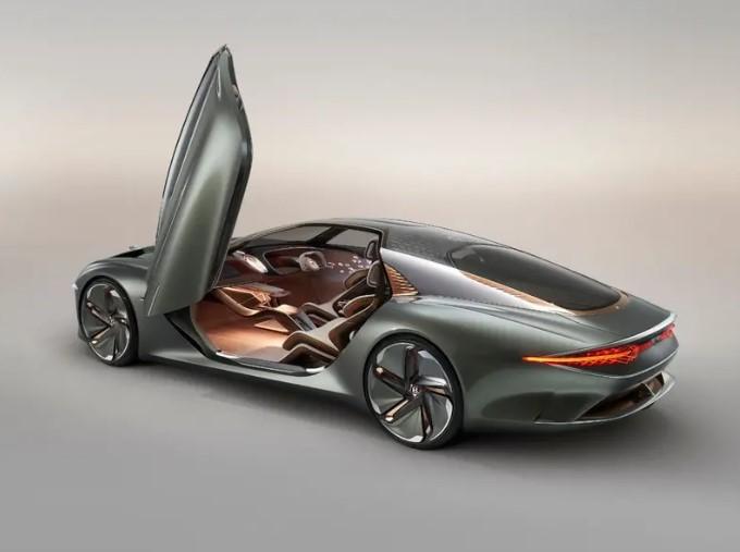 Bentley представил автомобиль 2035 года 2