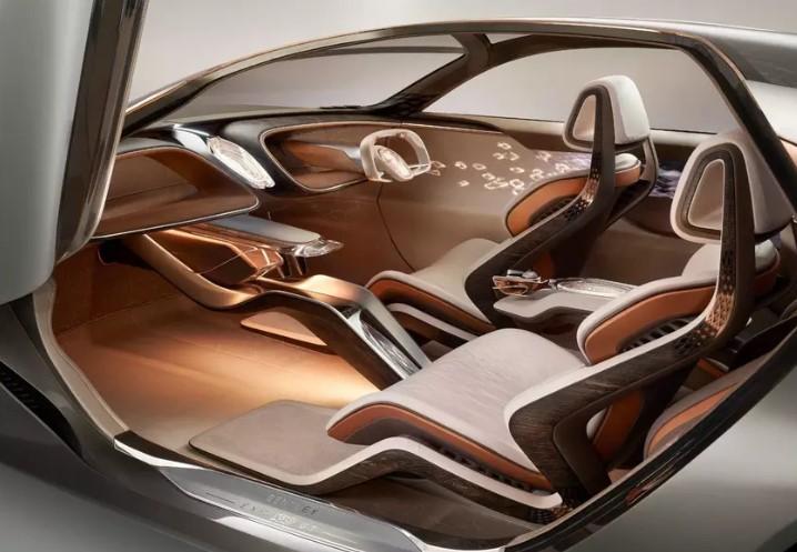 Bentley представил автомобиль 2035 года 3
