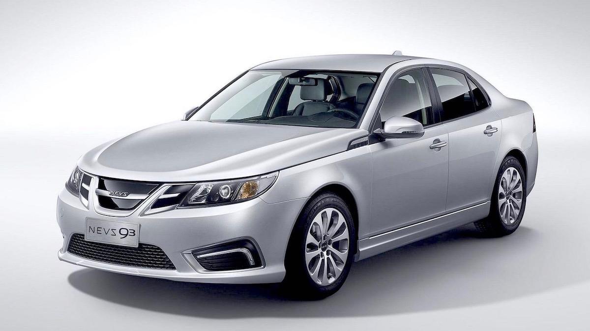 Старые Saab 9-3 начали выпускать в Китае 1