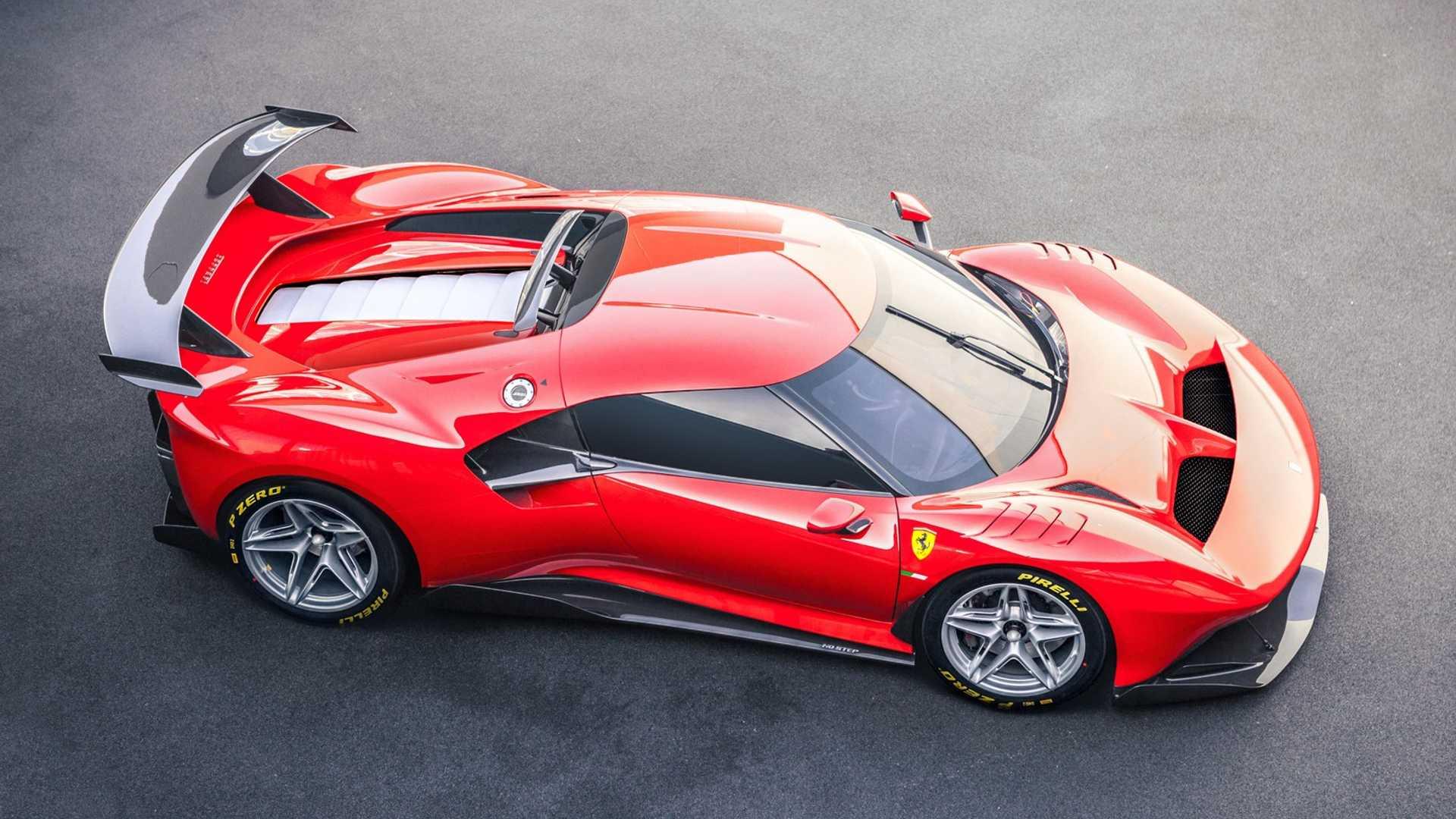 Очередь за эксклюзивными Ferrari растянулась на 5 лет 1