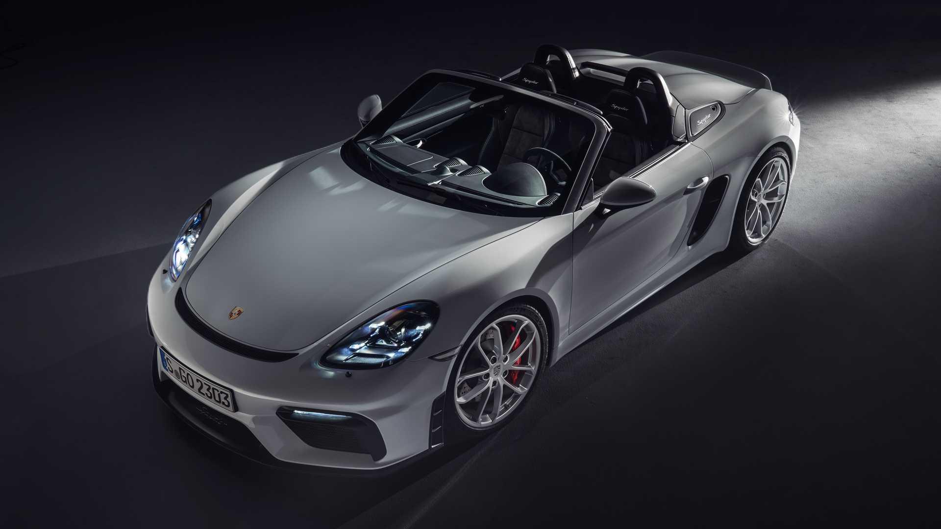 Porsche сохранит атмосферные моторы и «механику» 1
