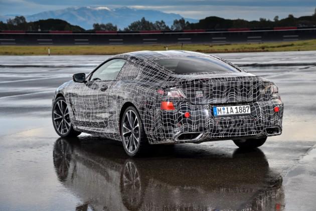 BMW везет в Женеву тайный концепт 2