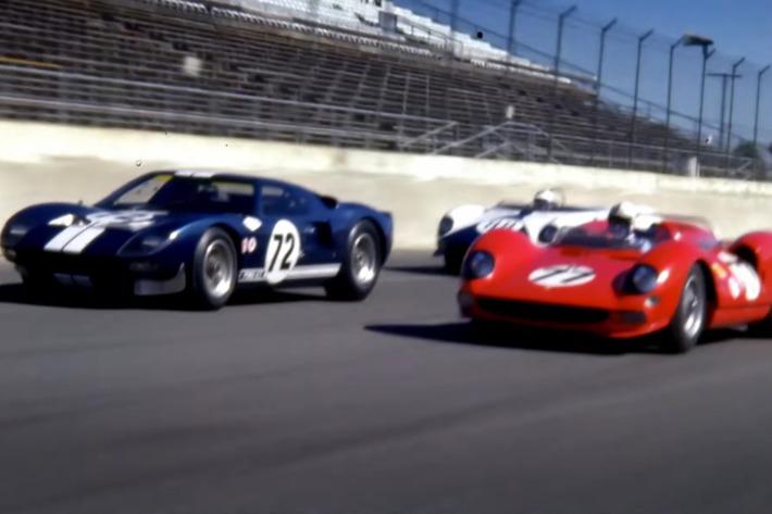 О противостоянии Ferrari и Ford в Ле-Мане снимут фильм 1