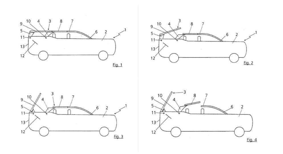 Компания Audi разработала новый тип складной крыши 1
