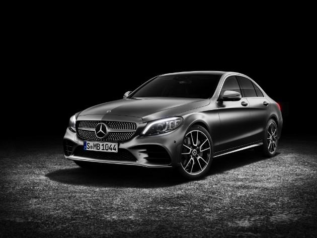 Mercedes-Benz представил обновленный C-Class 1