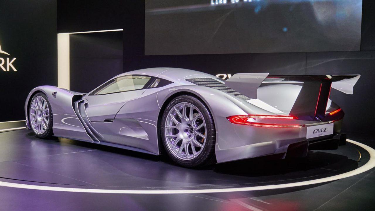Японцы построили самый быстрый автомобиль на планете 2