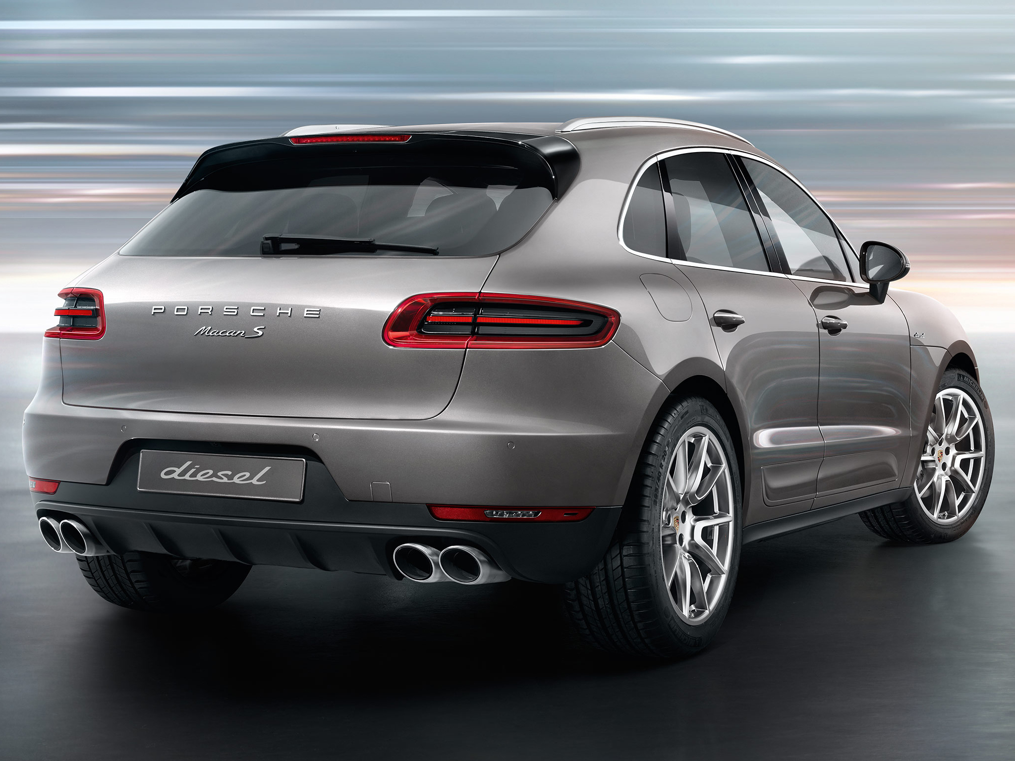 Компания Porsche навсегда отказалась от дизельных моторов 1